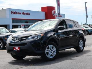 Used 2015 Toyota RAV4 LE FWD for sale in Burlington, ON