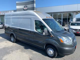 Used 2015 Ford Transit T-350 EXTENDED HIGHROOF DUALLY DIESEL ONLY 76KM for sale in Langley, BC