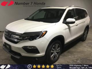 Used 2017 Honda Pilot EX| Sunroof| Backup Cam| All-Wheel Drive| for sale in Woodbridge, ON