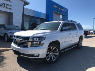Used 2016 Chevrolet Suburban LTZ for sale in Barrie, ON