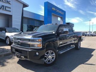 Used 2017 Chevrolet Silverado 2500 High Country for sale in Barrie, ON