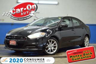Used 2013 Dodge Dart SXT TURBO BLUETOOTH ALLOYS for sale in Ottawa, ON