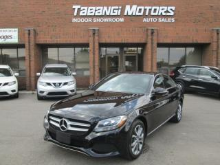 2016 Mercedes-Benz C-Class C300 4MATIC   NO ACCIDENTS   LEATHER   HEATED SEATS   BT