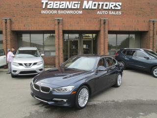 Used 2015 BMW 3 Series 328I XDRIVE | NO ACCIDENTS | NAVIGATION | REAR CAM | LEATHER for sale in Mississauga, ON