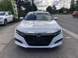 Used 2018 Honda Accord Sedan LX CVT for sale in Toronto, ON
