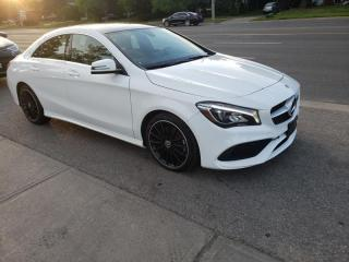 Used 2018 Mercedes-Benz CLA250 CLA 250 4MATIC Coupe - COMING SOON for sale in Toronto, ON