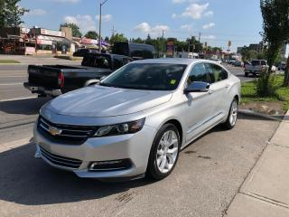 Used 2019 Chevrolet Impala 4dr Sdn Premier w/2LZ, LEATHER , SUNROOF. FULLY LOADED for sale in Toronto, ON