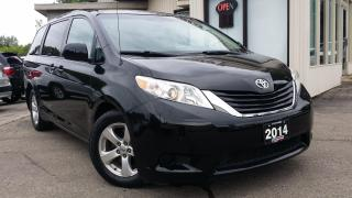 Used 2014 Toyota Sienna LE 8 PASS - BACK-UP CAM! HEATED SEATS! for sale in Kitchener, ON