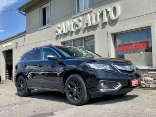 Used 2017 Acura RDX AWD 4dr Elite Pkg for sale in Hamilton, ON