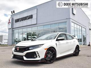 Used 2018 Honda Civic TYPE R | BLIND SPOT | PUSH BUTTON | NAV for sale in Mississauga, ON