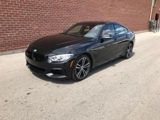 Used 2015 BMW 4 Series 4dr Sdn 435i xDrive AWD Gran Coupe Red Interior for sale in Mississauga, ON