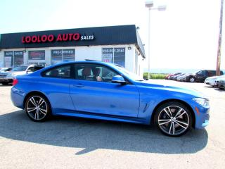 Used 2016 BMW 4 Series 435i xDrive M SPORT PKG AUTO  CERTIFIED WARRANTY 2016 BMW 4-Series 435i xDrive M SPORT PKG AUTO  CERTIFIED WARRANTY for sale in Milton, ON