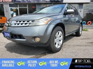 Used 2006 Nissan Murano SL ** All Wheel Drive, 3.5L V6, Backup Cam ** for sale in Bowmanville, ON