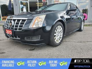 Used 2012 Cadillac CTS ** Leather, Bose Sound System, Smooth Ride ** for sale in Bowmanville, ON