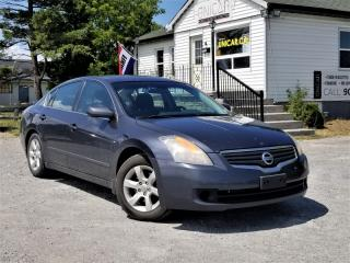 Used 2008 Nissan Altima Sdn 2.5S No-Accidents Power Group A/C Cruise Keyless Start for sale in Sutton, ON