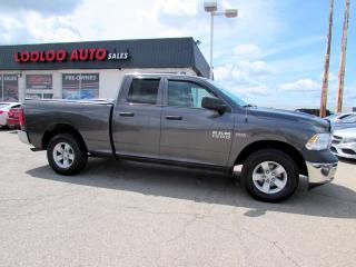Used 2016 RAM 1500 Tradesman Quad Cab 4WD Hemi Certified 2YR Warranty 2016 RAM 1500 Tradesman Quad Cab 4WD Hemi Certified 2YR Warranty for sale in Milton, ON