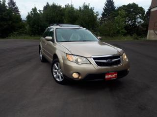 Used 2008 Subaru Outback 5dr Wgn Auto 2.5i for sale in Mississauga, ON