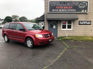 Used 2010 Dodge Grand Caravan for sale in Kingston, ON