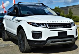 Used 2017 Land Rover Evoque 5DR HB HSE for sale in Brampton, ON