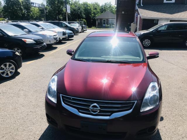 2010 Nissan Altima 2.5 2010 Nissan Altima 2.5
