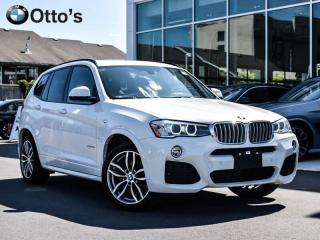 Used 2016 BMW X3 xDrive28d DIESEL M SPORT for sale in Ottawa, ON