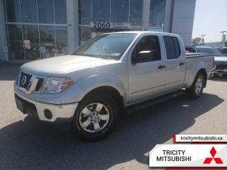 Used 2010 Nissan Frontier SE  - Chrome Grille -  ABS for sale in Port Coquitlam, BC