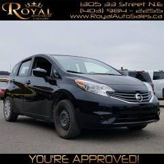 Used 2016 Nissan Versa Note SV for sale in Calgary, AB