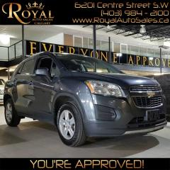 Used 2015 Chevrolet Trax LT for sale in Calgary, AB