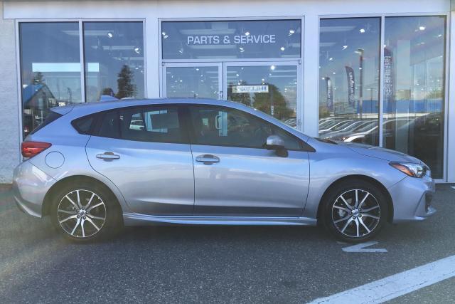 2019 Subaru Impreza 2.0i w/Sport Pkg