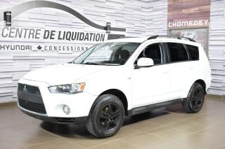 Used 2012 Mitsubishi Outlander LS for sale in Laval, QC