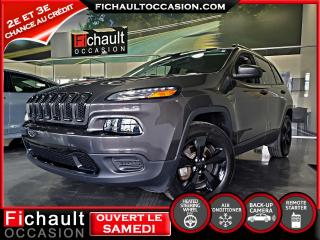Used 2016 Jeep Cherokee Altitude 4 ROUES MOTRICES ** BAS KILOMET for sale in Châteauguay, QC