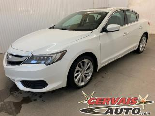 Used 2016 Acura ILX Premium Cuir Toit Ouvrant MAGS Bluetooth Caméra for sale in Trois-Rivières, QC