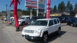 Used 2016 Jeep Patriot AC/AUTO/ROOF/PL/PW/CC/CD/ for sale in West Kelowna, BC