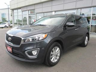 Used 2016 Kia Sorento LX FWD 2.4L LX /BLOW OUT Pricing/Heated seats/Camera for sale in Mississauga, ON