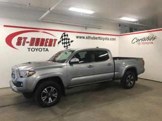 Used 2017 Toyota Tacoma 2017 Toyota Tacoma - 4WD Double Cab V6 Auto TRD Of for sale in St-Hubert, QC