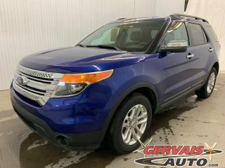 Used 2015 Ford Explorer AWD V6 Cuir 7 Passagers MAGS Bluetooth A/C for sale in Shawinigan, QC