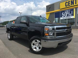 Used 2015 Chevrolet Silverado 1500 WT DOUBLE CAB 4X4 V8 for sale in Lévis, QC