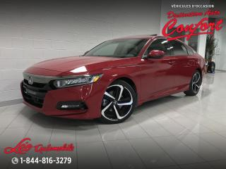 Used 2019 Honda Accord for sale in Chicoutimi, QC