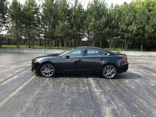 Used 2016 Mazda MAZDA6 GT FWD for sale in Cayuga, ON