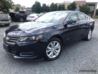 Used 2016 Chevrolet Impala for sale in Drummondville, QC