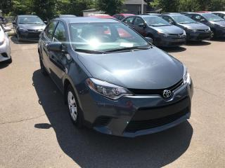 Used 2016 Toyota Corolla CE for sale in Québec, QC