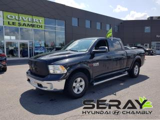 Used 2015 RAM 1500 Outdoorsman, nav, mag, a/c, bluetooth for sale in Chambly, QC