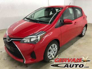 Used 2017 Toyota Yaris LE Hatchback A/C *Bas Kilométrage* for sale in Shawinigan, QC
