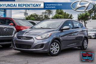 Used 2014 Hyundai Accent 2014 Hyundai Accent *GARANTIE 8 ANS OU 160 000KM I for sale in Repentigny, QC