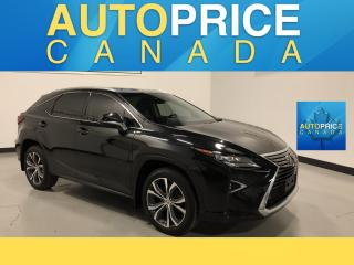 Used 2017 Lexus RX 350 NAVIGATION|REAR CAM|LEATHER for sale in Mississauga, ON