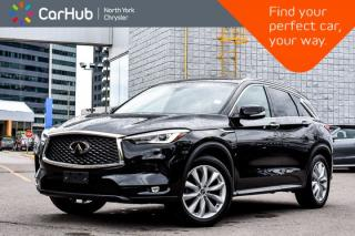 Used 2019 Infiniti QX50 Essential|Pano.Sunroof|Backup.Cam|Bluetooth|Keyless.Go|Heat.Frnt.Seats| for sale in Thornhill, ON