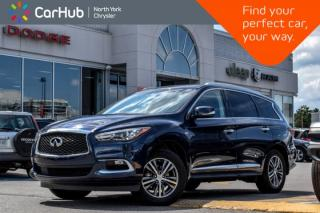 Used 2016 Infiniti QX60 |Sunroof|7-Seater|Heat.Frnt.Seats|Backup.Cam|SiriusXM|Keyless.Go| for sale in Thornhill, ON
