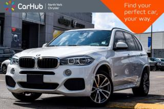Used 2016 BMW X5 xDrive35i|M.Sports,Light.Pkgs|Pano.Sunroof|HUD|Heat.Seats|Bluetooth| for sale in Thornhill, ON
