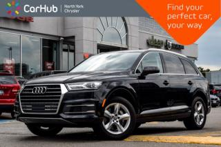 Used 2018 Audi Q7 Komfort|Pano.Sunroof|Backup.Cam|GPS|Bluetooth|Heat.Frnt.Seats|Keyless.Go| for sale in Thornhill, ON