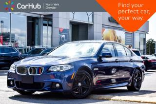 Used 2016 BMW 5 Series 528i xDrive|M.Sports.Pkg|Sunroof|Harman.Kardon|GPS|Backup.Cam| for sale in Thornhill, ON